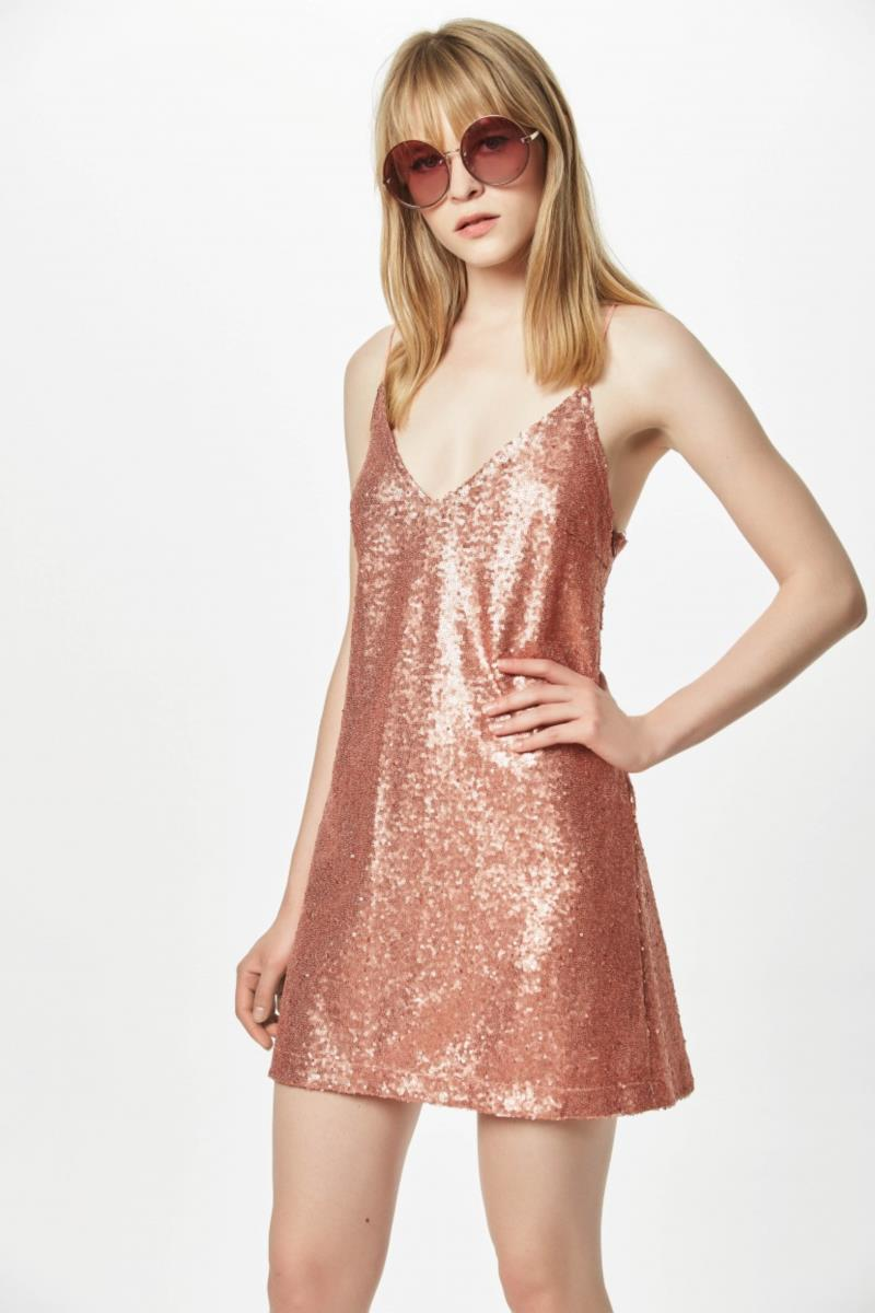 ROYAL DRESS - LIGHT BLUE